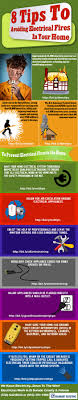 8 tips to avoid electrical fires in your home infographic portal electrical safety tips