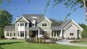 Story House Plans   BuilderHousePlans comNeoclassical Style House   Plan HWBDO   Story