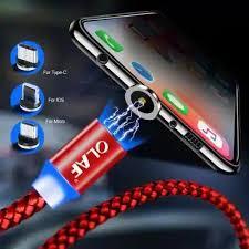 <b>OLAF LED</b> Type C Micro Charge Rapide <b>USB</b> Pour Xiaomi iPhone ...