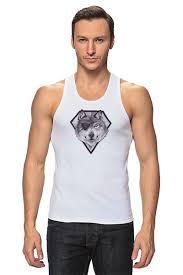 Майка классическая <b>Diamond Dog</b> #1074563 по цене 900 руб. в ...