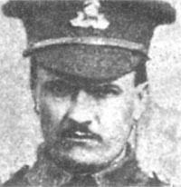 Sgt James Clarke Sambre-Oise Canal 2-4th November 1918 15th Bn Lancashire Fusiliers held by Lord Ashcroft - jamesclarke
