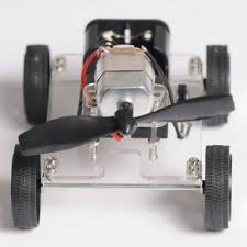 <b>Mini Wind Car 130</b> Brush Robot for Arduino Children Educational ...
