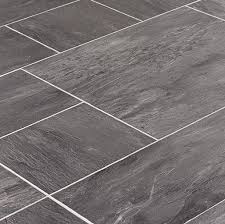kitchen floor laminate tiles images picture: tile laminate is perfect for kitchens or bathrooms faus innovation midnight slate tile laminate flooring fl pinterest dark painted tiles and the
