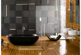 future wall black natural stone bathroom design ideas amazing bathroom ideas