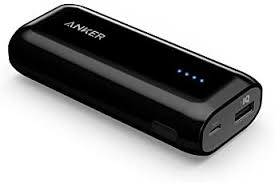 Anker Power Bank, Astro E1 5200mAh Ultra Compact: Amazon.co ...