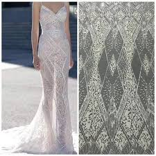 <b>1 Yard Exquisite</b> Clear <b>Sequin</b> Geometric Embroidery Soft Tulle ...