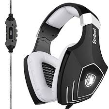 New Arrival SADES <b>A60</b> USB Gaming Headset Computer Over Ear ...