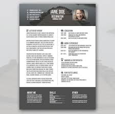 creative resume template –    free samples  examples  format    this     creative resume template has taken the format of a website  thereby rendering a unique appeal to your cv  you will also get to place your