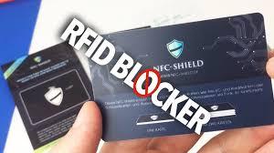 Testing <b>RFID BLOCKING CARD</b> | Does It Work?? - YouTube