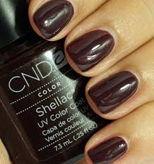 CND <b>fedora</b> | Shellac nail colors, Shellac nails fall, <b>Cnd shellac</b> nails