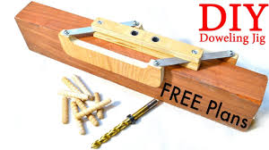 <b>Self</b>–<b>Centering Doweling Jig</b> / FREE PLANS - YouTube