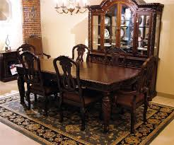 Old World Dining Room Furniture Old World 7pc Dining Table Amp Chair Set Rotmans Dining 7 Or
