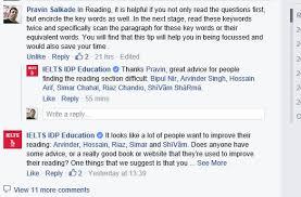 ielts essay topics reading essay ielts   essay topics food essay ielts idp australia comments on reading tips