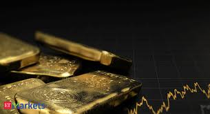 Gold prices: <b>Gold eyes</b> best month in four years on virus anxiety, soft ...