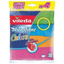<b>Салфетка Vileda Колорс</b> 4 шт - купить , скидки, цена, отзывы ...