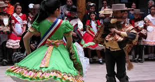 Image result for dancers from Chile