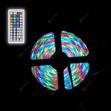 <b>ZDM</b> Waterproof <b>5M</b> RGB <b>LED</b> Strip Light RGB Soft Strip Lights Sale ...
