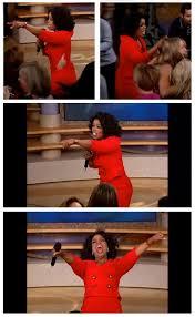 Oprah You Get A Car Everybody Gets A Car Blank Meme Template - Imgflip via Relatably.com