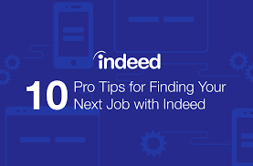 infographic tips for using indeed to master your job search use indeed to your next job