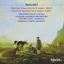<b>Mozart</b>: <b>Clarinet</b> Concerto; Clarinet Quintet