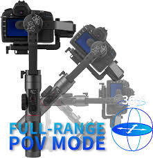 Handheld DSLR and Mirrorless Camera <b>Stabilizer Gimbal Crane 2</b> ...