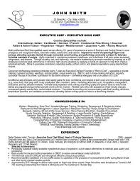 chef resume format  chef resume examples samples  personal chef    executive chef resume examples