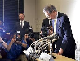 「記者会見するセブン&アイ・ホールディングスの鈴木会長」の画像検索結果