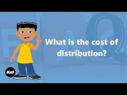 What Is The Cost Of Distribution? - YouTube