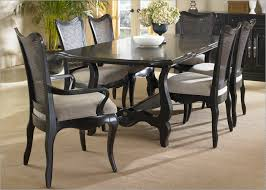 wood dining table prepare top black black wood dining room