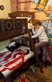 pirate ship bed design pirates room