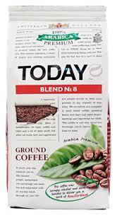 <b>Кофе молотый TODAY</b> Blend №8 м/у – купить в сети магазинов ...