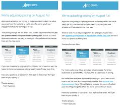 how to email your customers about a price increase and spur the email that boosted s by 263%