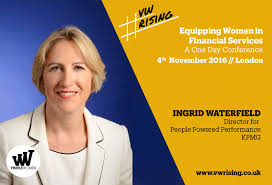 vwrising conference images tweets · visible women · storify ingrid waterfield director for people powered perormance at kpmg will be at our