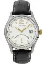 Купить <b>мужские часы Romanson</b> (Романсон)