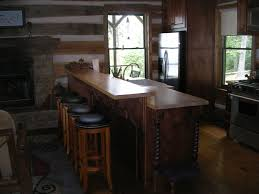 ideas small cabin kitchens pinterest