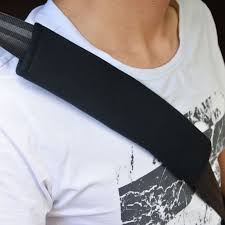 Auto Seat Belt Cover Pure Cotton <b>Car Styling Case For</b> Mercedes ...