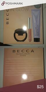 <b>Becca drenched in glow</b> Trio kit! Makes a perfect Christmas present ...