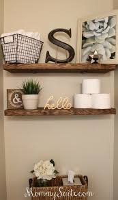 shelving bathroom brilliant quirky upcycled