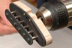 Image result for pickup winding on a drill