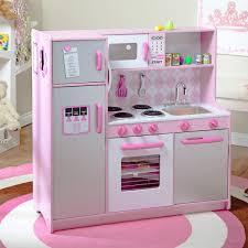 gourmet corner kitchen alluring grand wayfair kidkraft