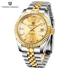 <b>PAGANI DESIGN</b> 1645 Men Mechanical Watch Top Brand Luxury ...