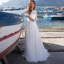 <b>Thinyfull</b> 2019 Simple Lace Wedding Dress robe de soiree A Line ...