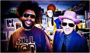 <b>Elvis Costello</b> & The <b>Roots</b> 'Wise Up Ghost' | Macklam Feldman ...