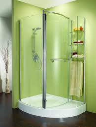 bathroom ideas corner shower design: