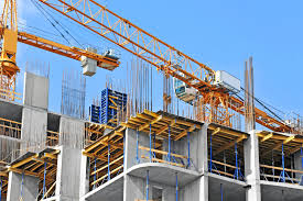 u s construction industry is booming and percent of crane and construction site