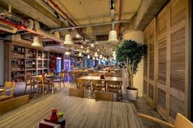 36 google tel aviv cafeteria
