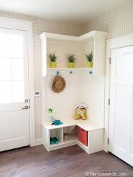 corner furniture. corner mudroom furniture a