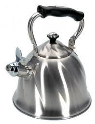 """<b>Чайник Regent Inox</b> """"<b>TEA</b>"""" 93-TEA-29 Чайник со свистком; Объём ..."""
