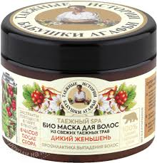 Купить <b>Маска</b> для <b>волос</b> Рецепты бабушки Агафьи Био Дикий ...