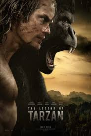 La leyenda de Tarzán (The Legend of Tarzan) ()